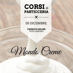 Corso Pasticceria Creme Nascimben
