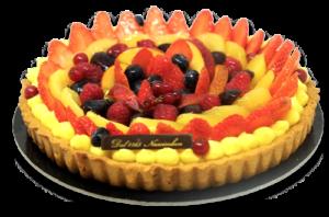 Crostata di Frutta Pasticceria Treviso
