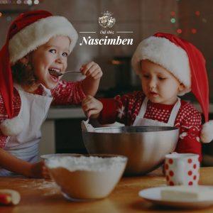 corso pasticceria per bambini: biscotti di Natale